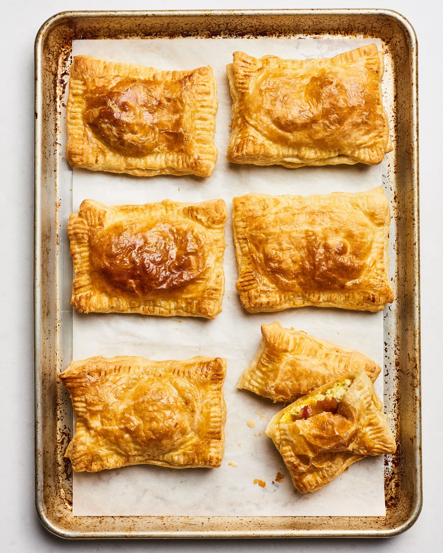 Bacon, Egg, and Cheese Hand Pies Are Even Better than the Classic Sandwich