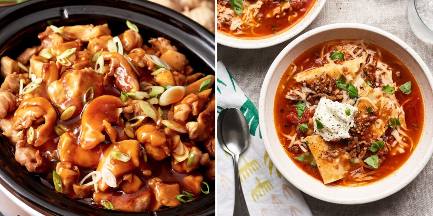 15 Slow Cooker Recipes That Make Back-to-School WAY Easier