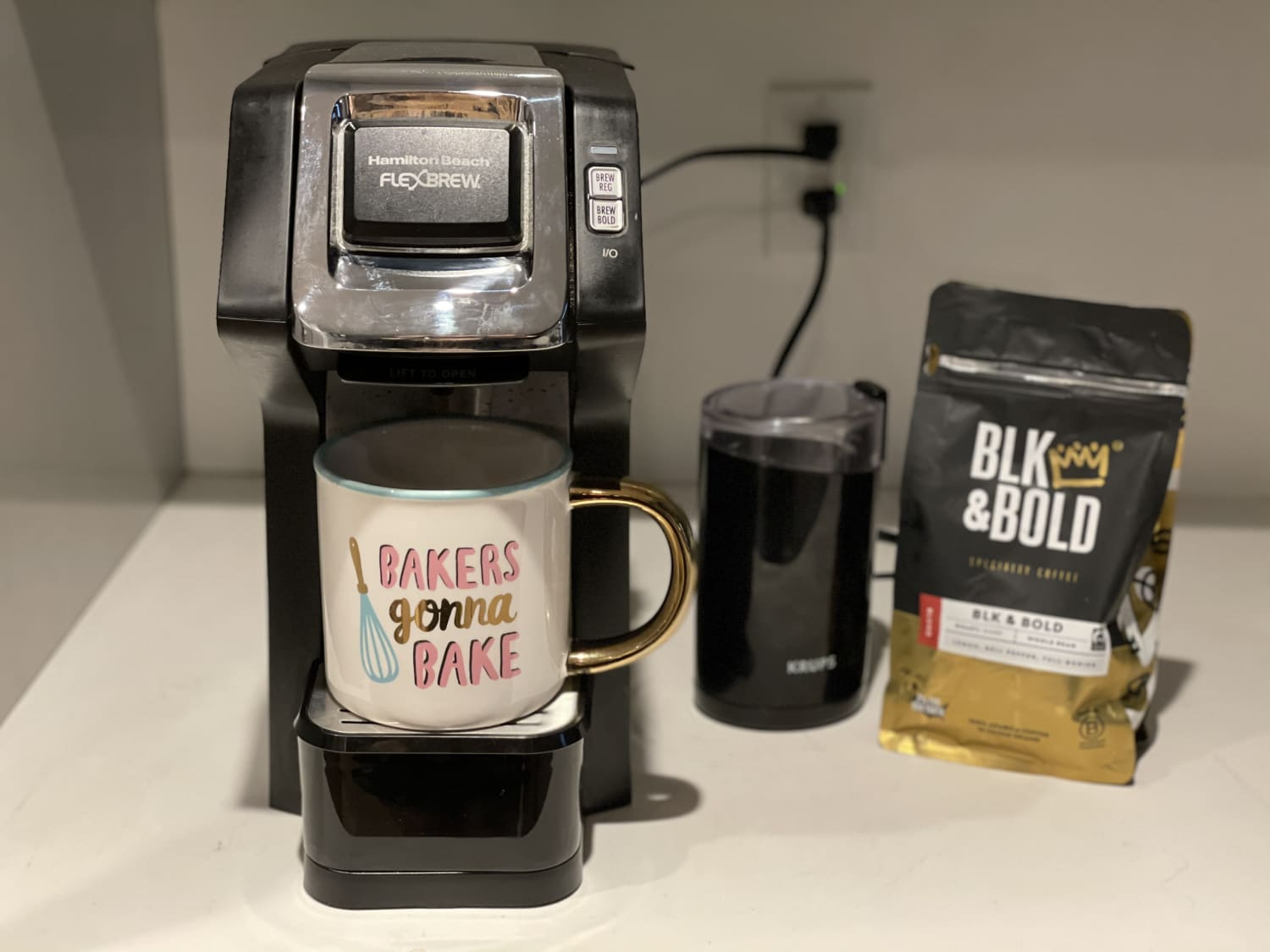 My New Favorite Single-Serve Coffee Maker Costs $60 and Doesn't Use Any Pods