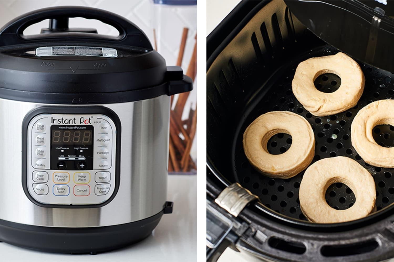 This New Gadget Turns an Instant Pot into an Air Fryer