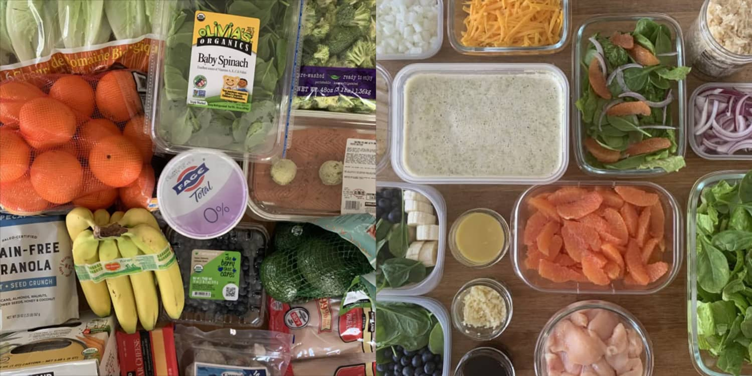 Here's How I Turn My Costco Haul Into a Week of Meals For My Family of Four