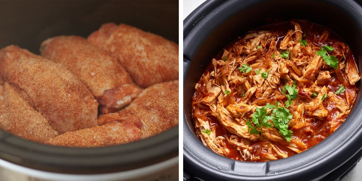 10 Slow Cooker Chicken Recipes to Make All Summer