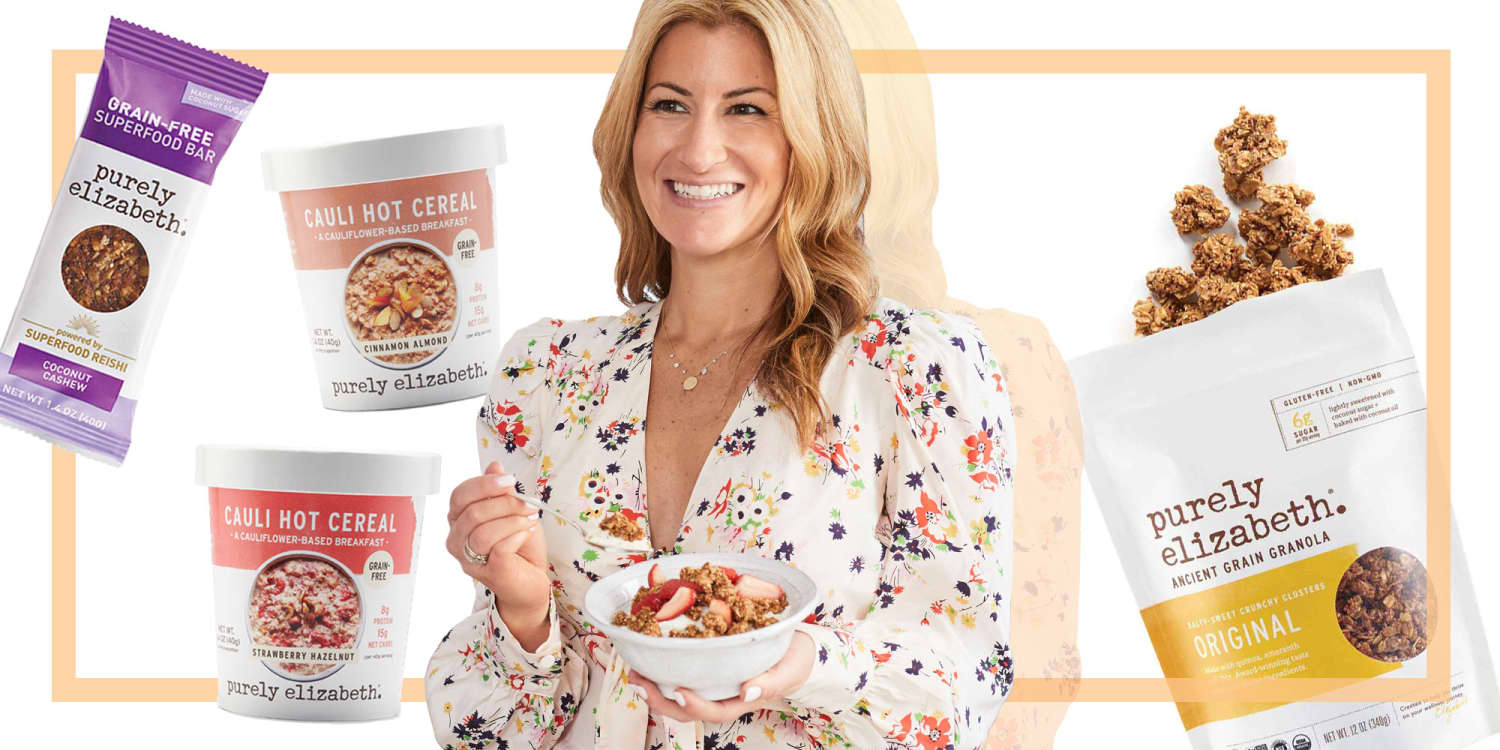 How One Woman Turned a Batch of Blueberry Muffins into a Cult-Favorite Granola Company