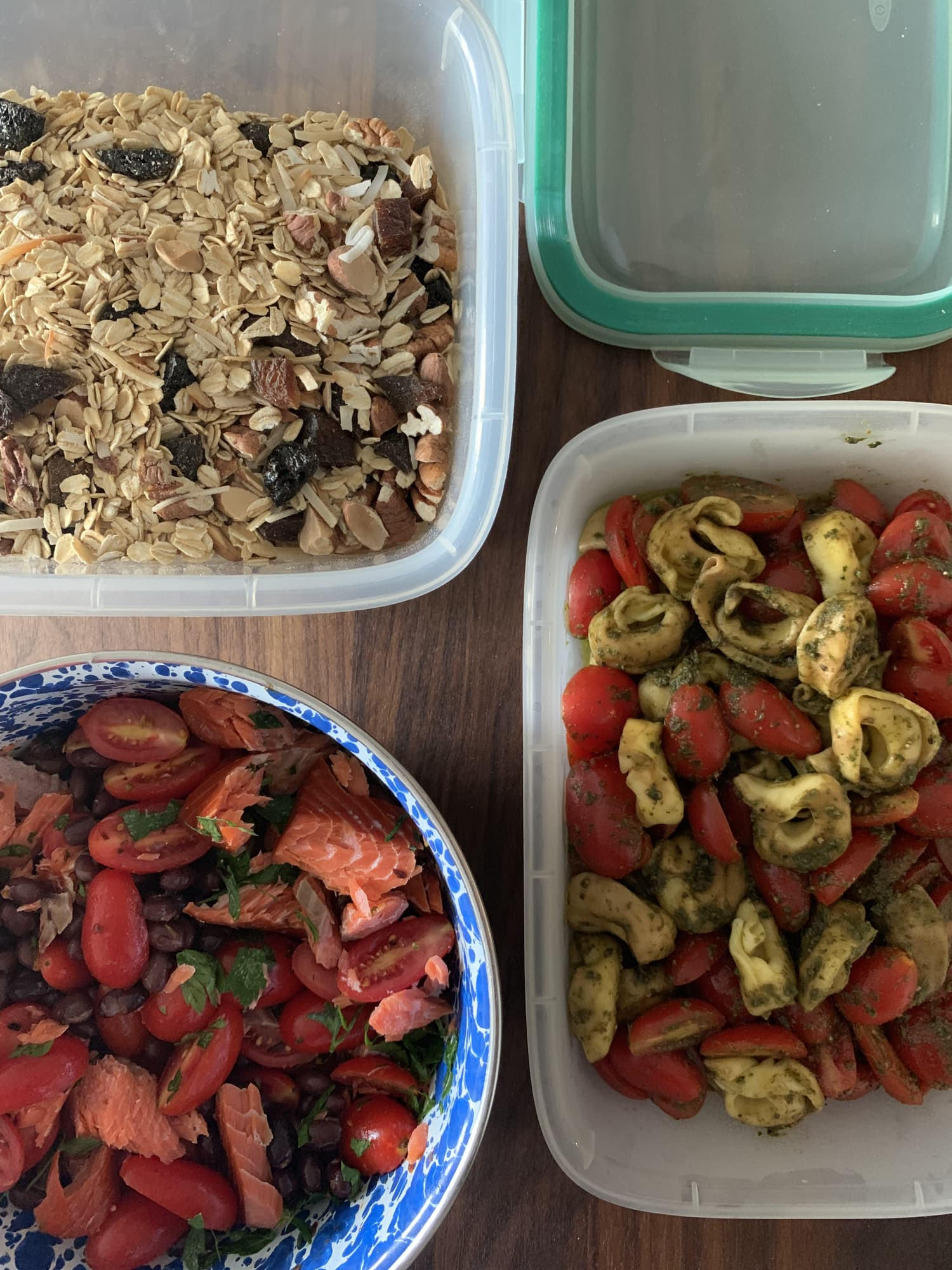 Meal Prep Plan: How I Prep a Week of 1,800-Calorie Days in Under 2 Hours
