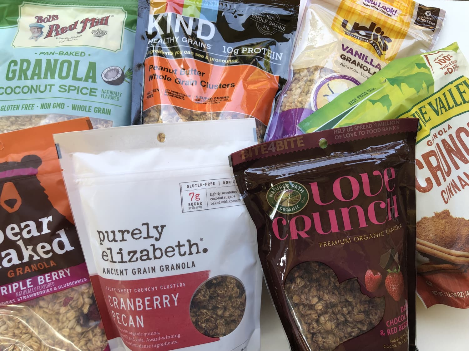 We Tried Every Bag of Granola We Could Get Our Hands On — These Were the Best