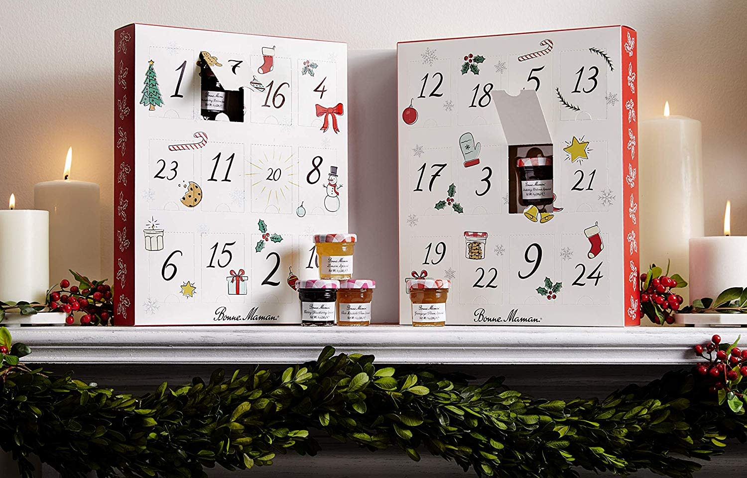 Bonne Maman's Advent Calendar Is Now in Stock — Grab It Now Before It Sells Out