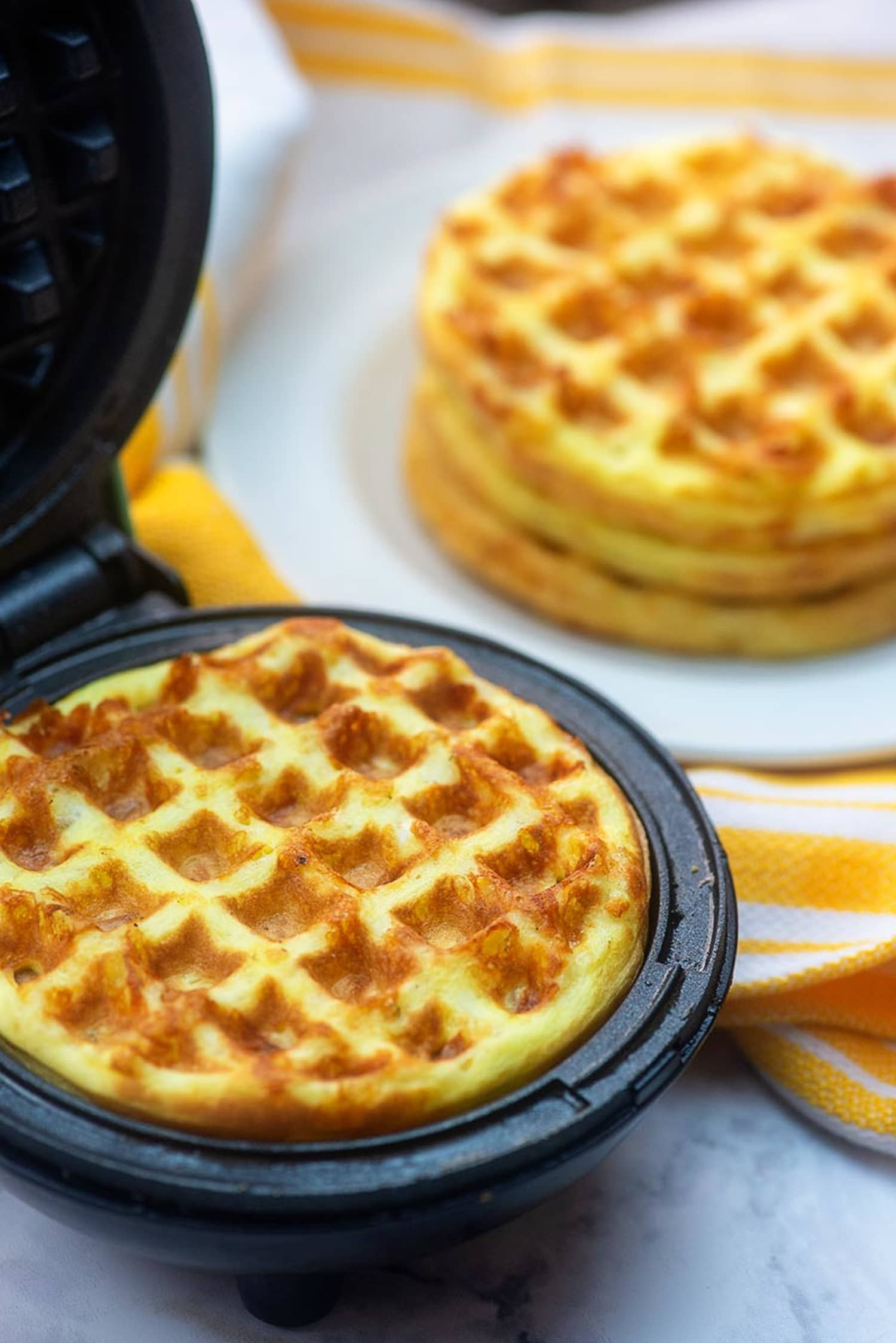 Just Learned What a Chaffle Is? Here Are 10 Keto Recipes to Get You Started.