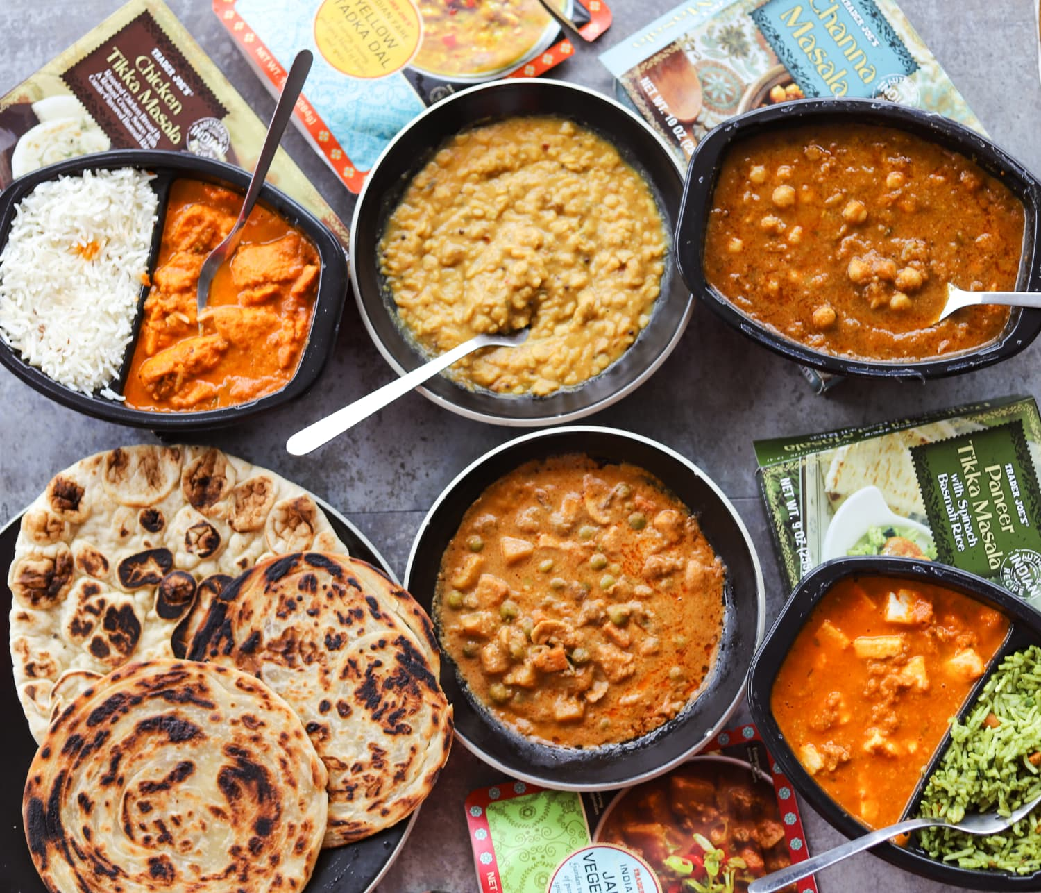 The Best (and Worst!) Indian Groceries at Trader Joe's