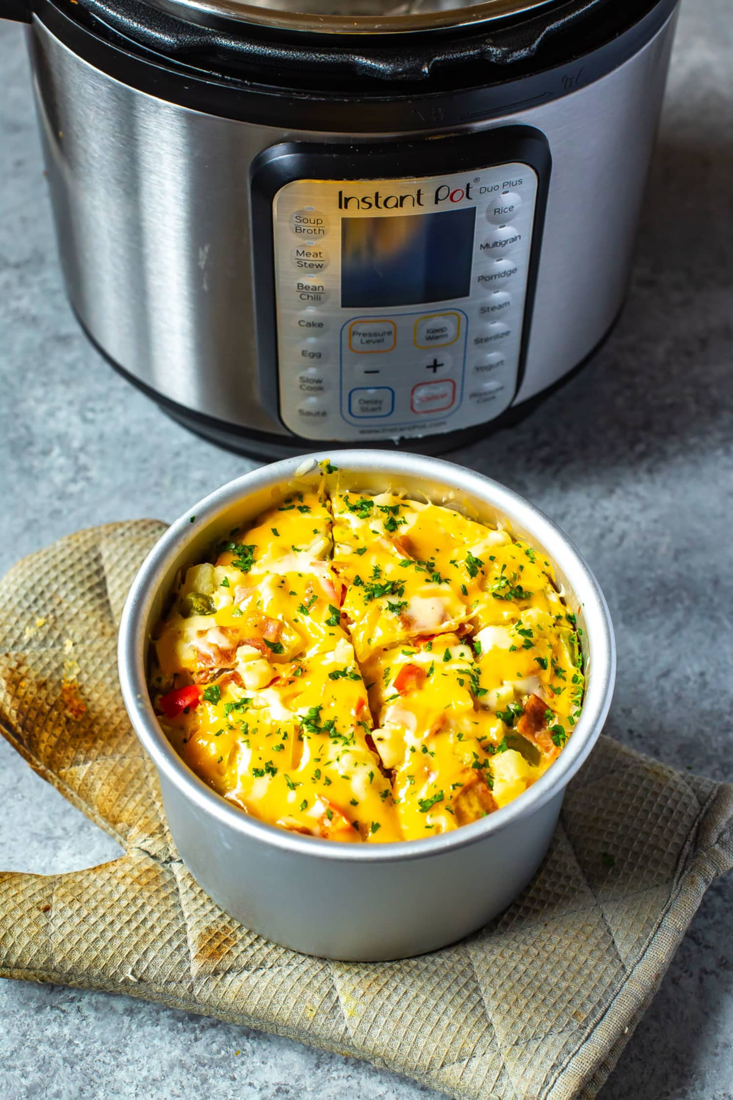Here's How to Make a Week's Worth of Protein-Packed Breakfasts in Your Instant Pot