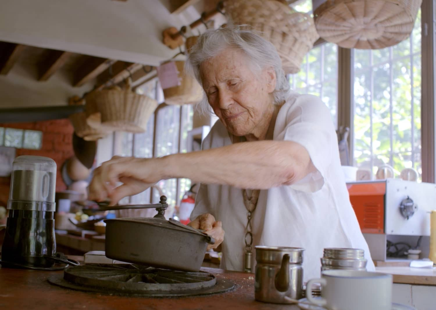 "Watch the Trailer for ""Nothing Fancy,"" the Documentary Film About Legendary Cookbook Author Diana Kennedy"