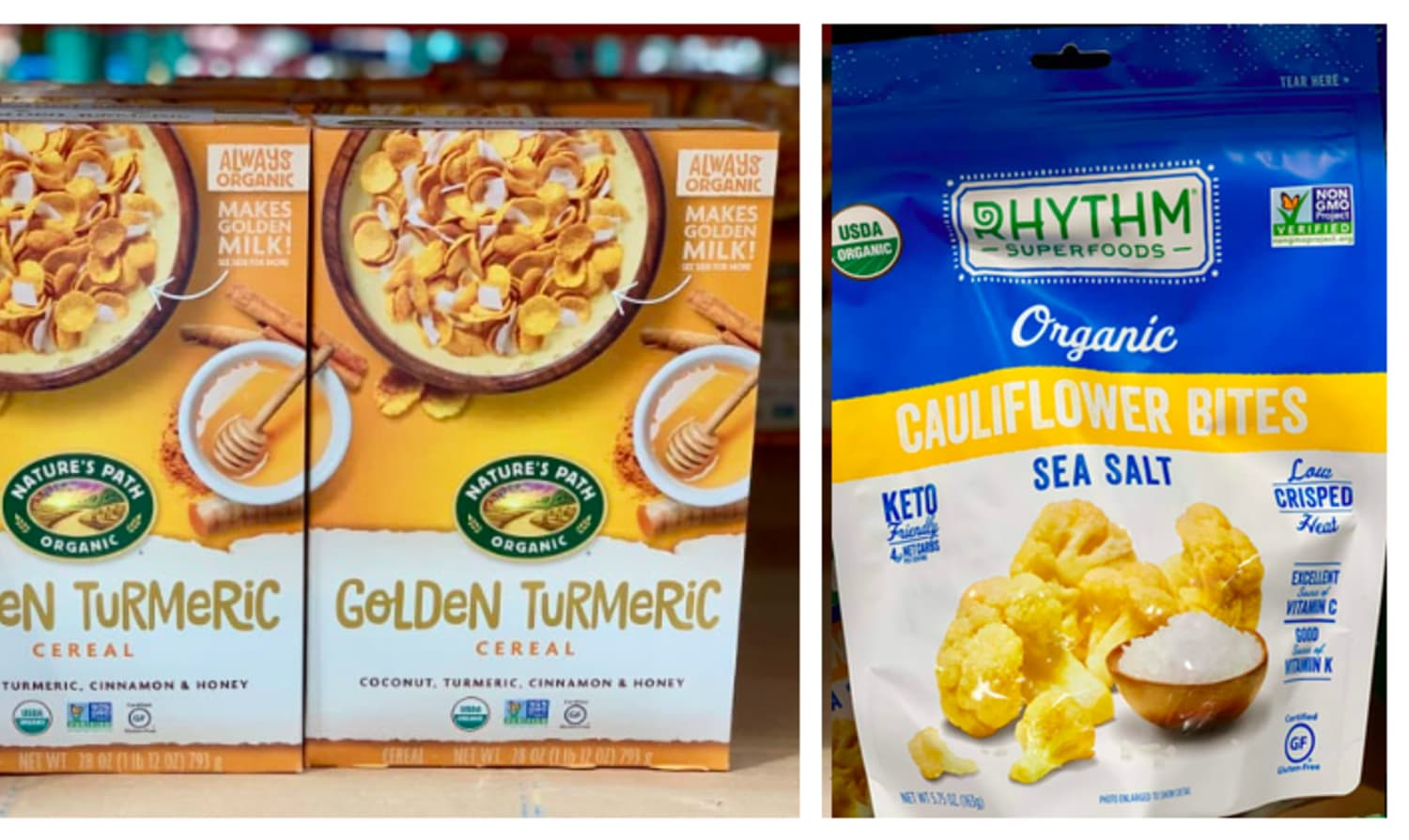 10 Trendy, Healthy New Grocery Finds We Just Spotted at Costco