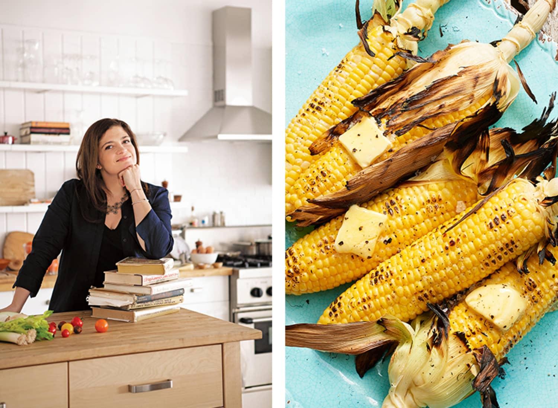 Alex Guarnaschelli's Unusual Trick for Better Corn on the Cob