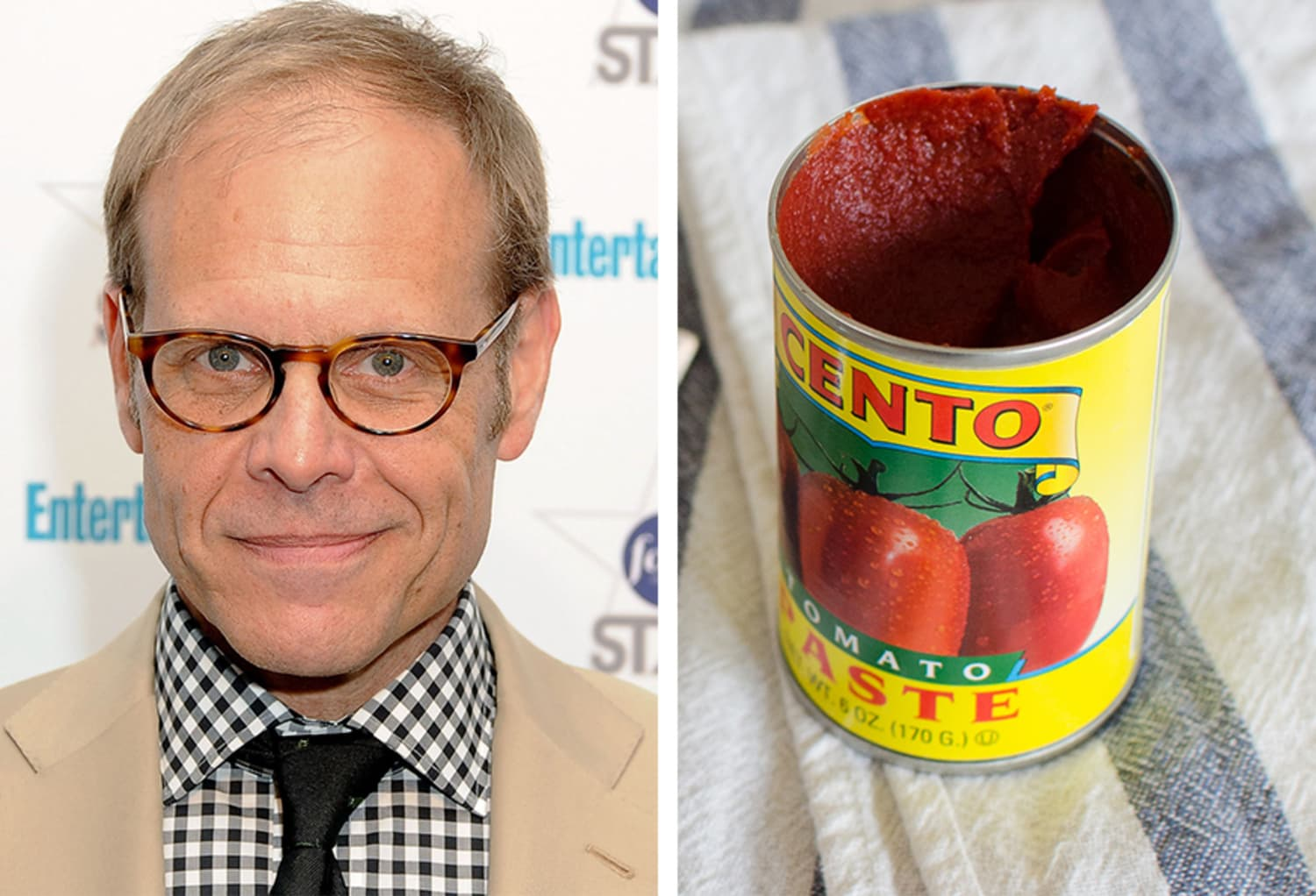 Here's How to Properly Store Tomato Paste, According to Alton Brown