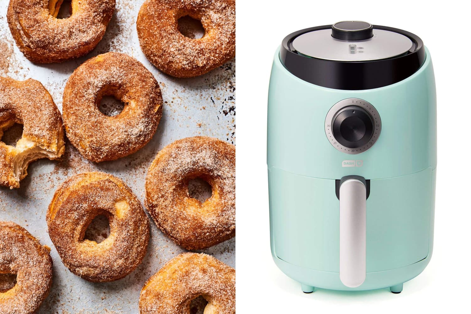 Not a Drill: You Can Score a Dash Deluxe Air Fryer for 30% Off — But Only for a Limited Time