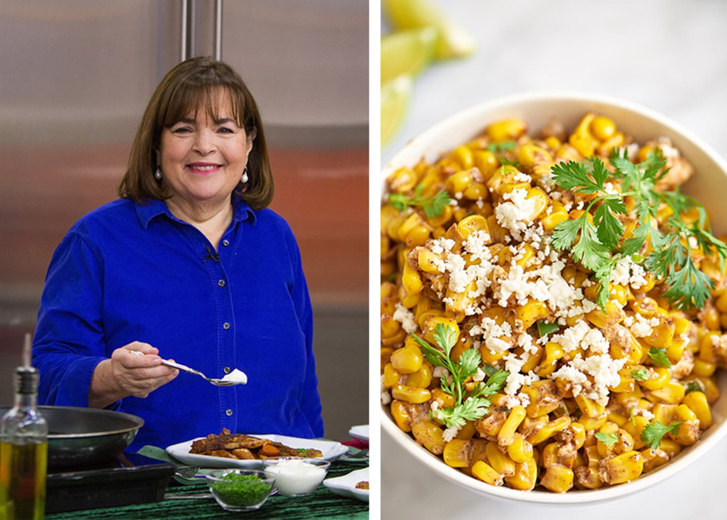 Make Ina Garten's Best Corn Recipes Before Summer Is Officially Over