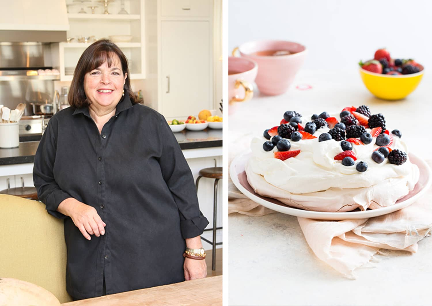 Ina Garten Shares 5 Desserts to Make Before Summer Ends