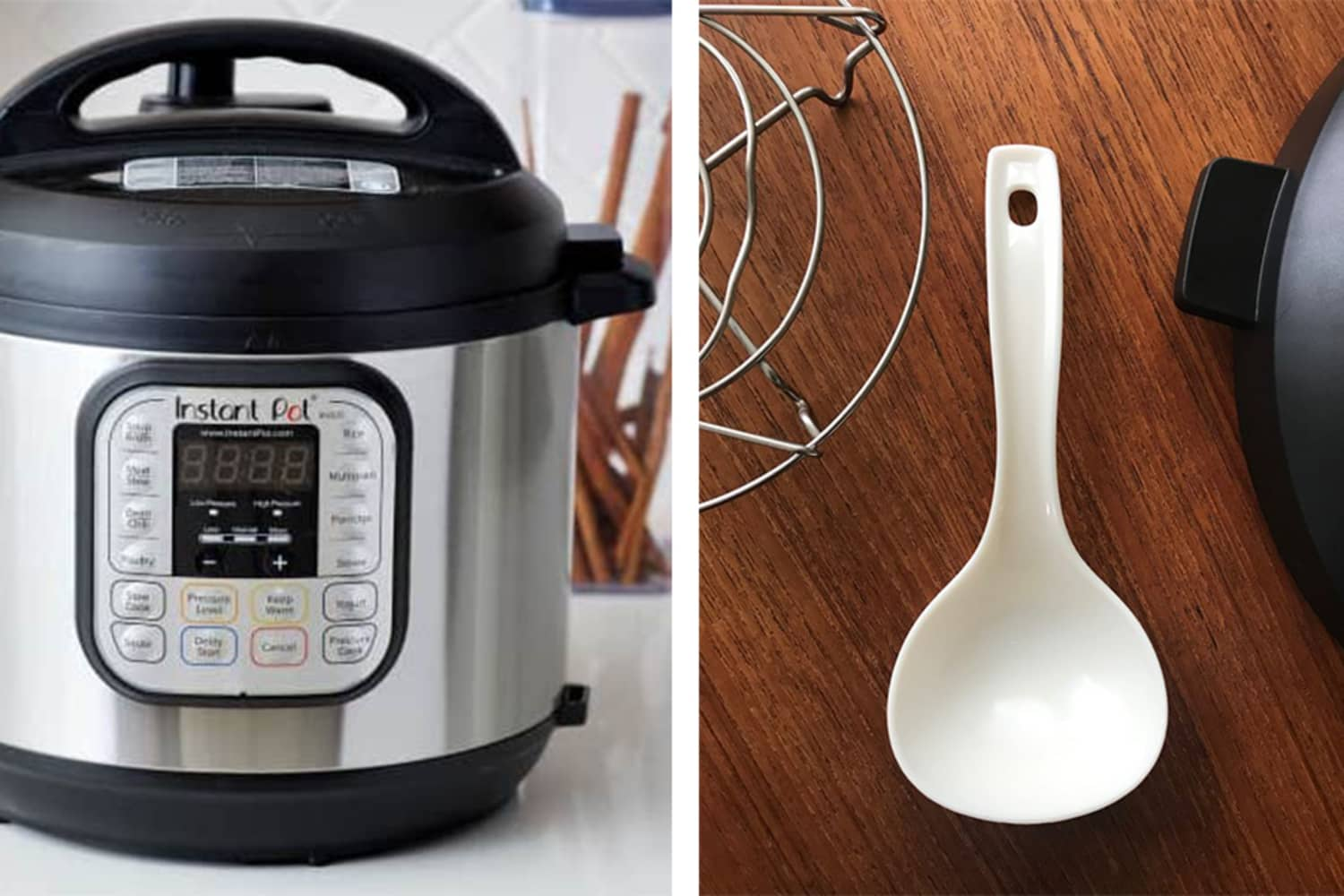 We Bet You Didn't Know Your Instant Pot Utensils Could Do These 3 Things