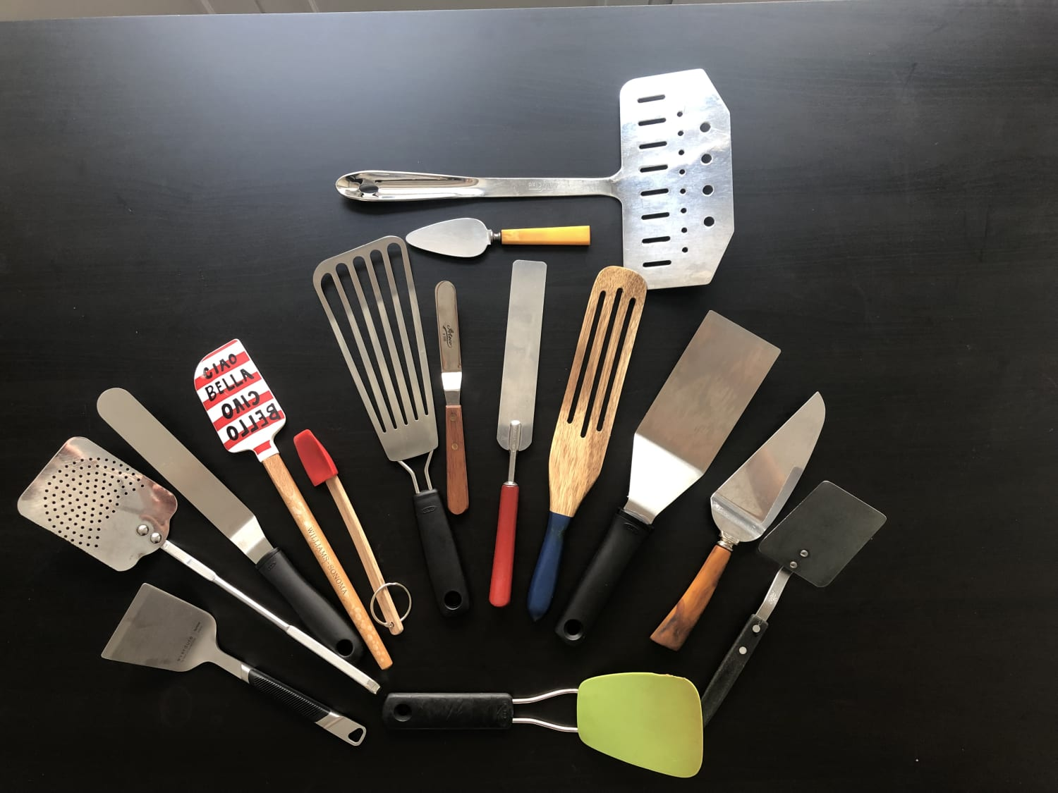 I Have 15 Spatulas and I Need Every Single One of Them