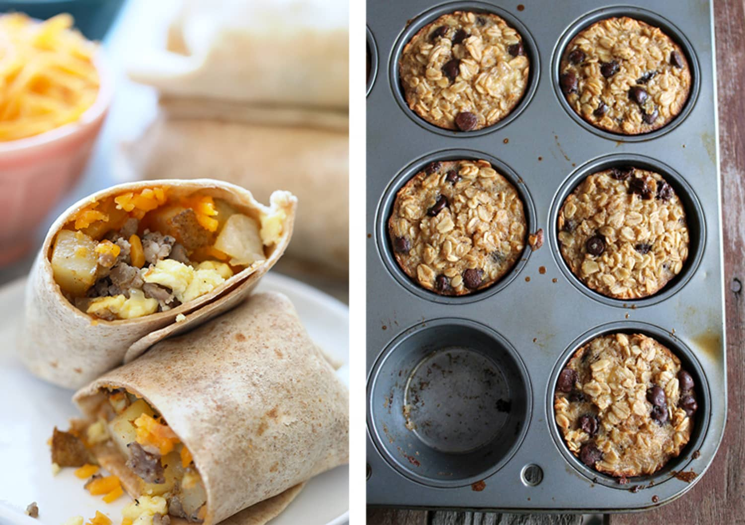 The Most Popular Back-to-School Breakfast Recipes, According to Pinterest