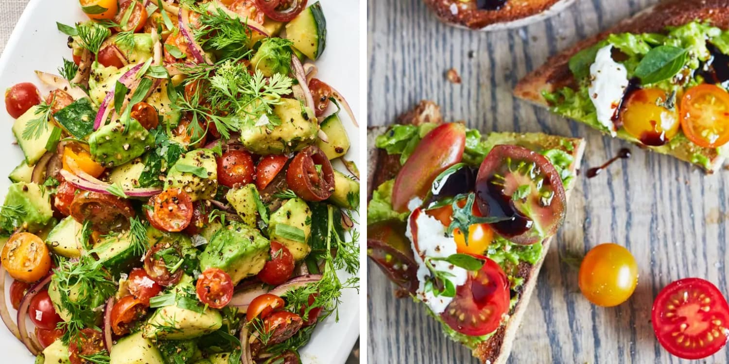 Our 10 Most Popular Avocado Recipes