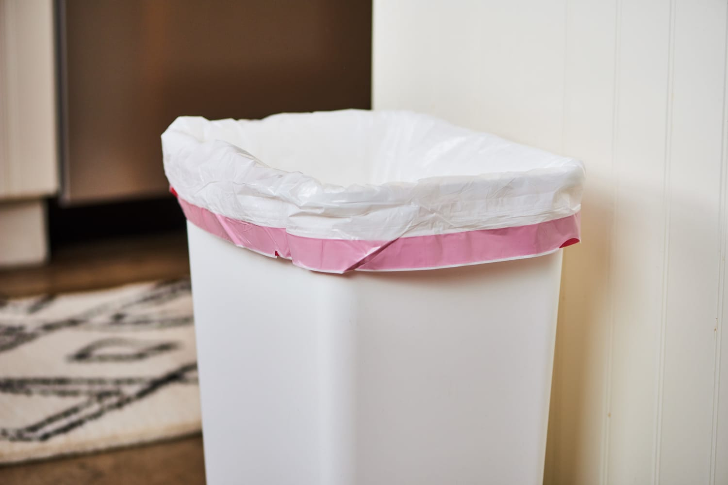 The Totally Free Trick That'll Make Your Trash Can a Million Times Better