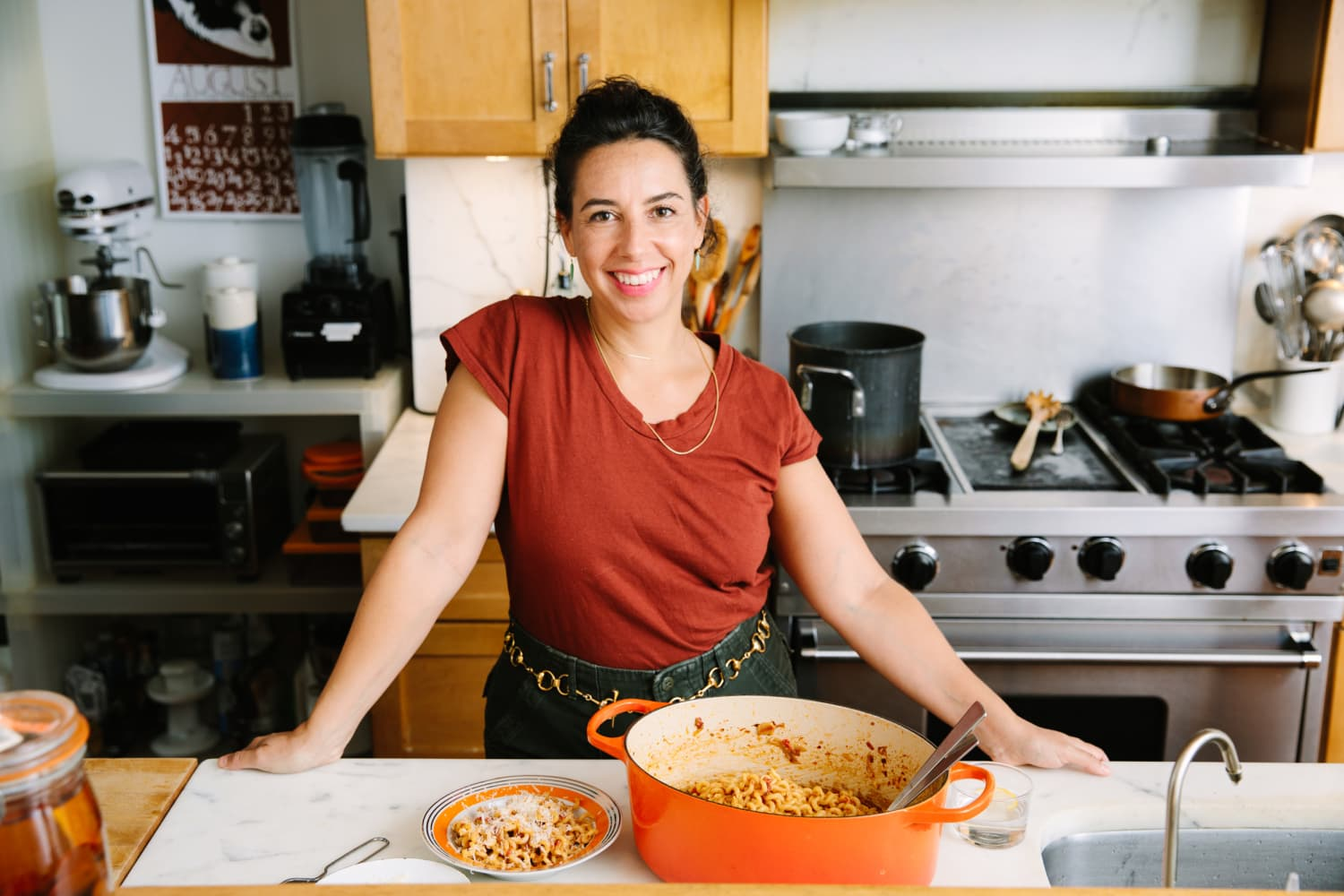 A Week of Dinners from Bon Appétit's Food Director, Carla Lalli Music
