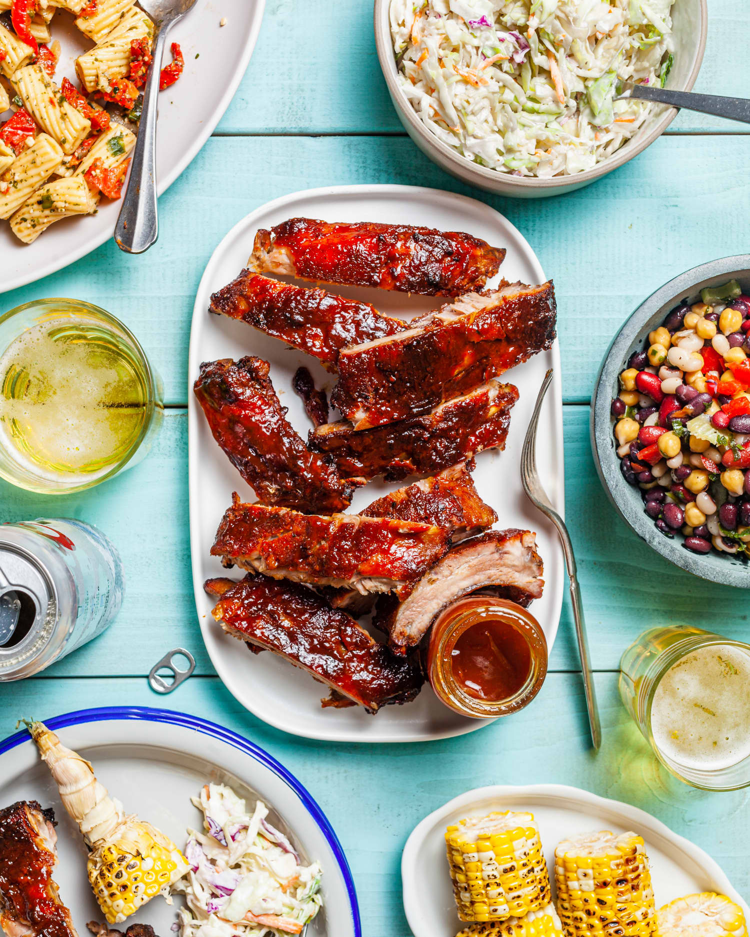 25 + Impressive Main Dishes for Your Labor Day BBQ