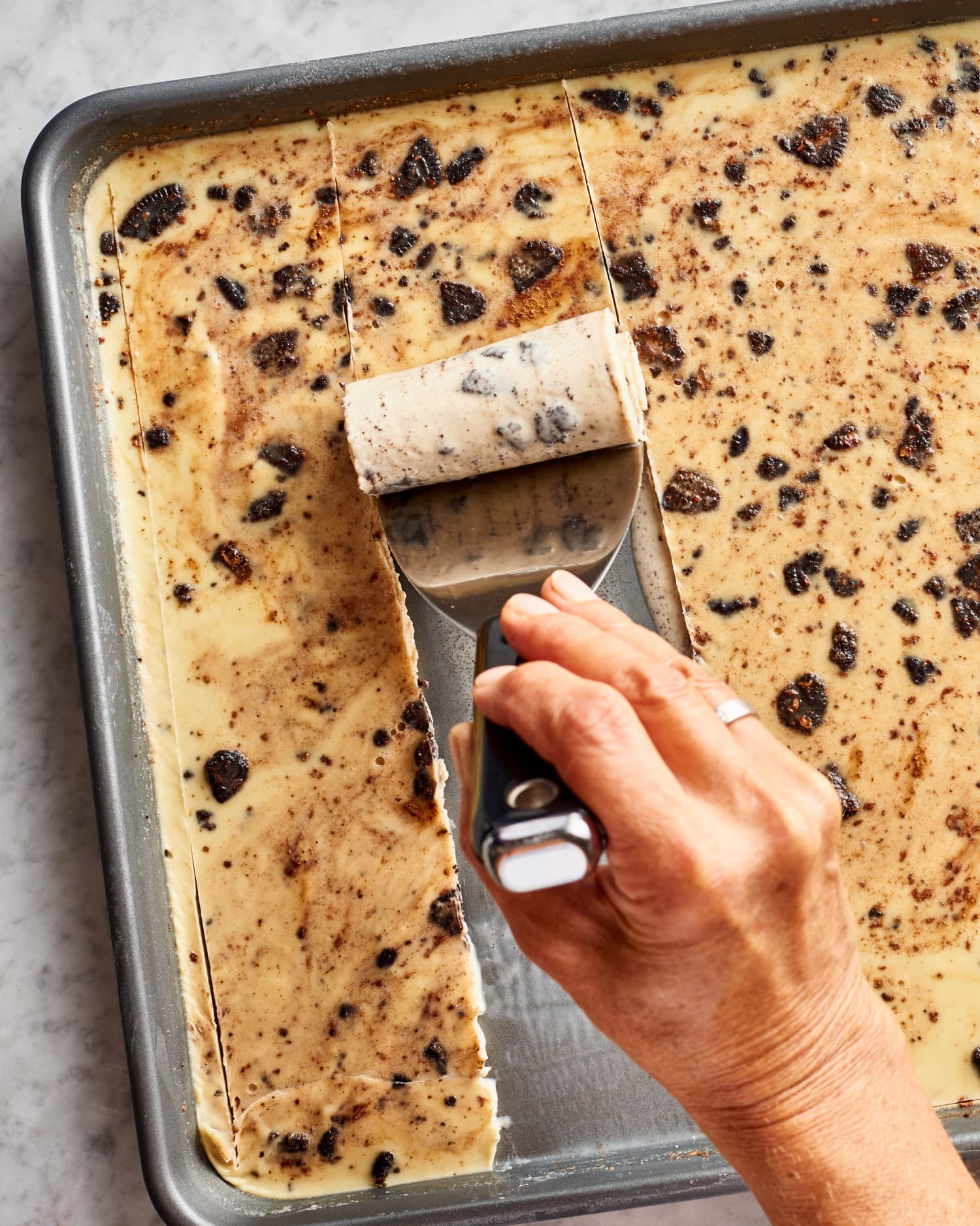 How To Make Rolled Ice Cream at Home (No Fancy Equipment Required)