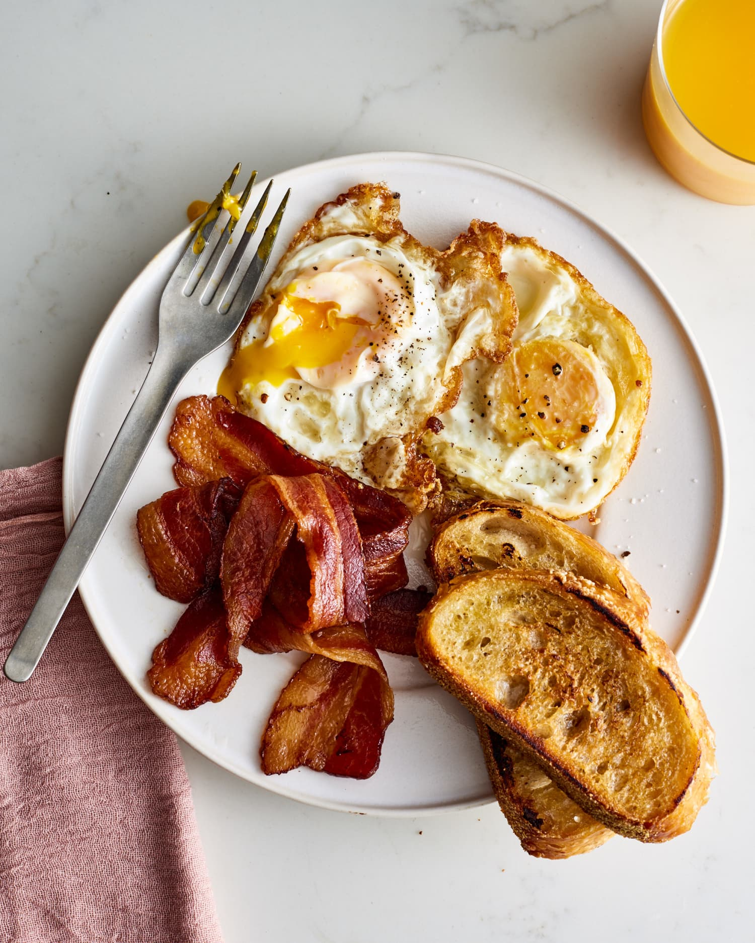 Spanish Fried Eggs Are the Most Decadent Thing You Can Do to a Simple Breakfast
