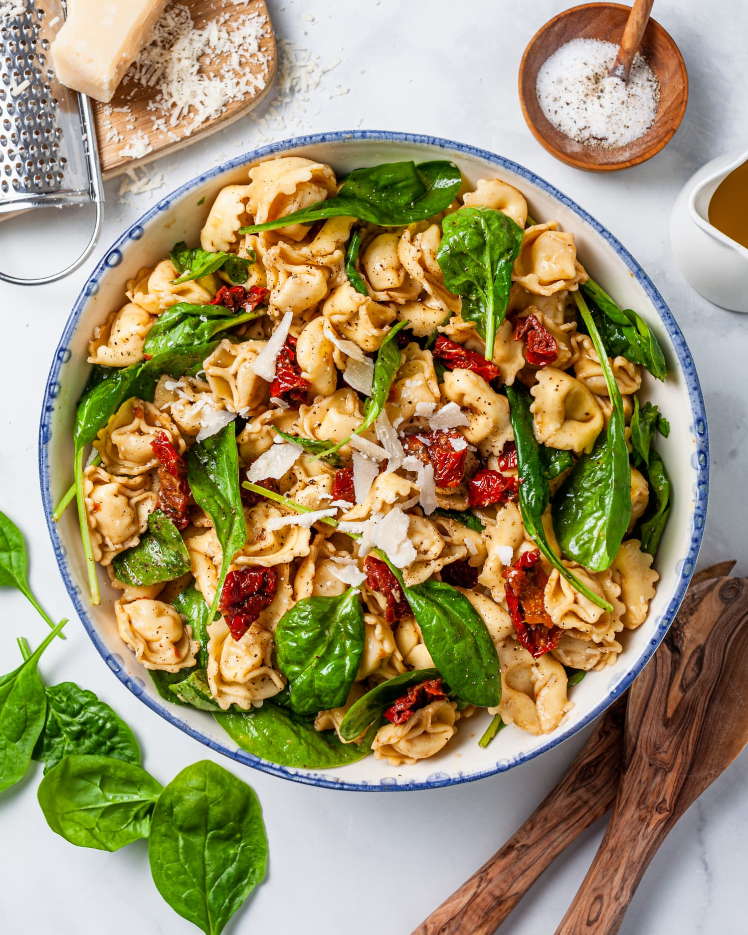 We Can't Stop Making This Dreamy Pasta Salad