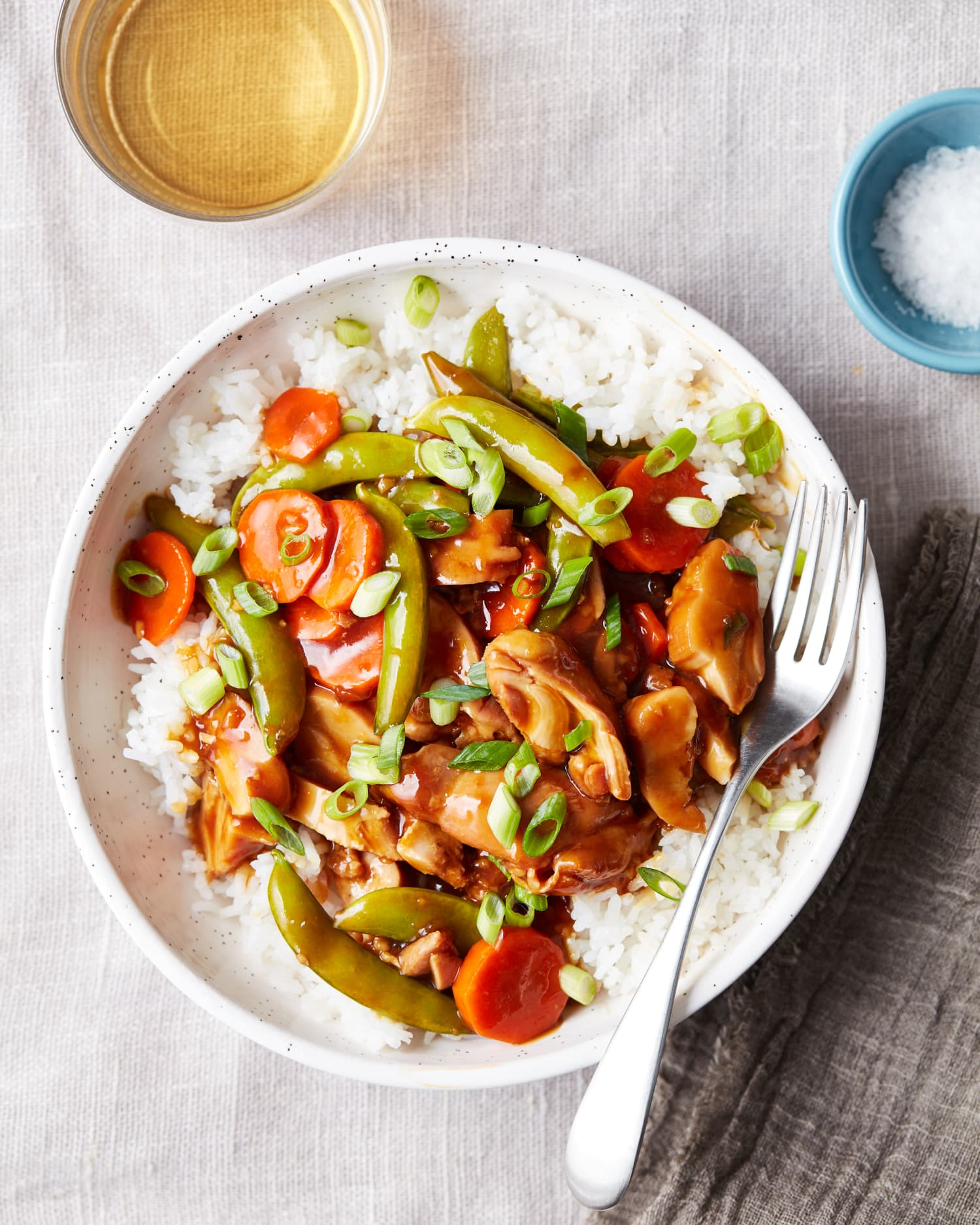 Pot-in-Pot: Make Teriyaki Chicken and Cook Rice in One Instant Pot