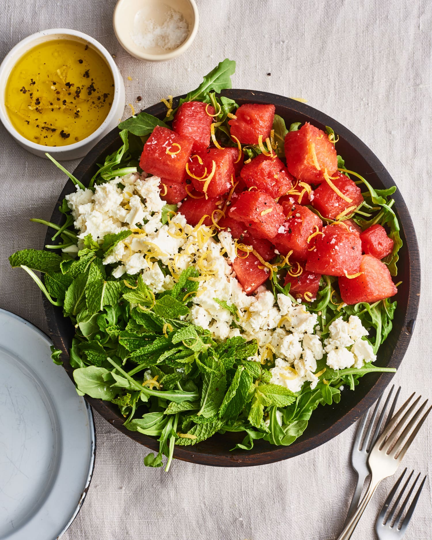 Put This Watermelon Salad on Repeat All Summer Long