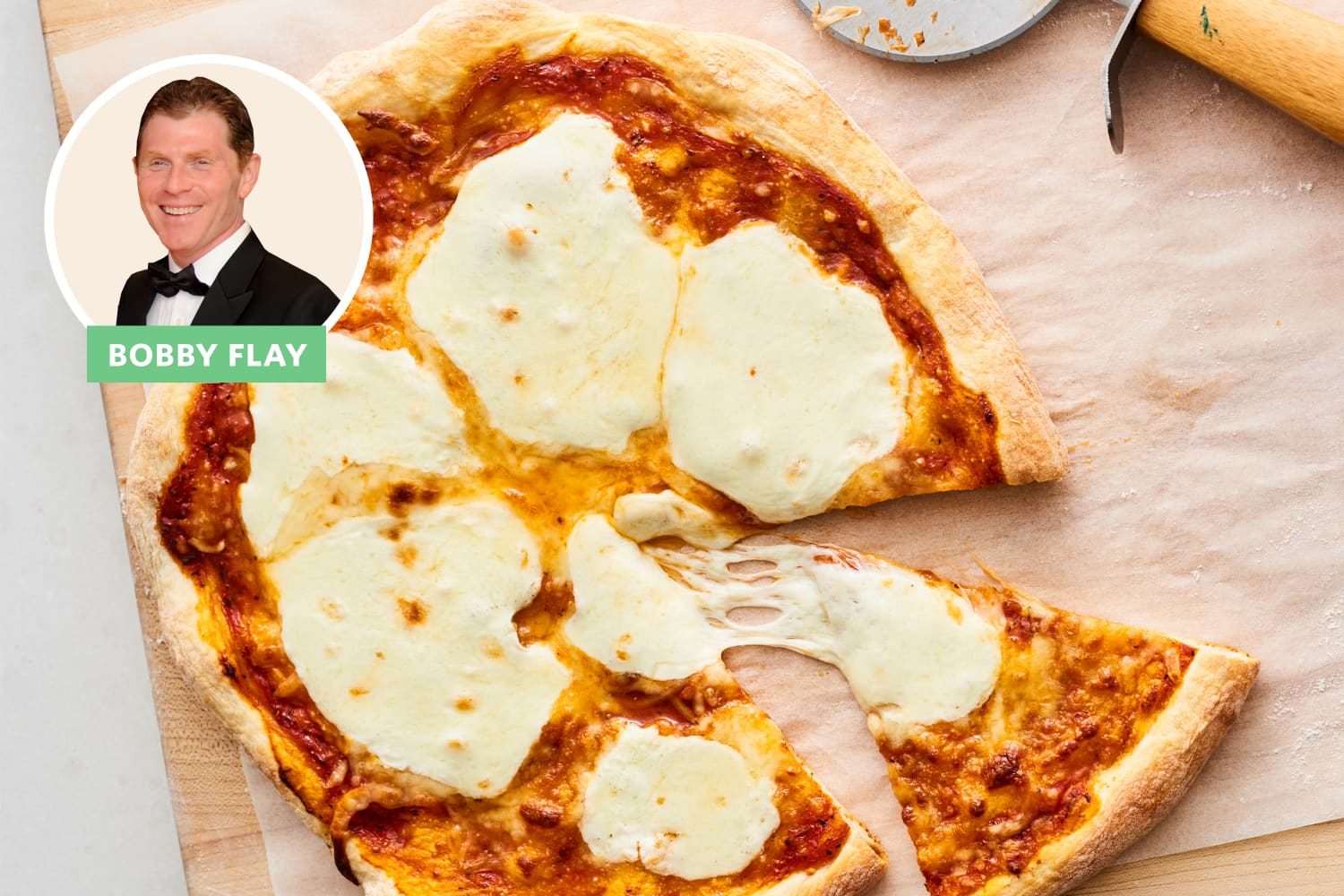 Recipe Review: Bobby Flay's Pizza Dough Was Not Our Favorite. Here's Why.