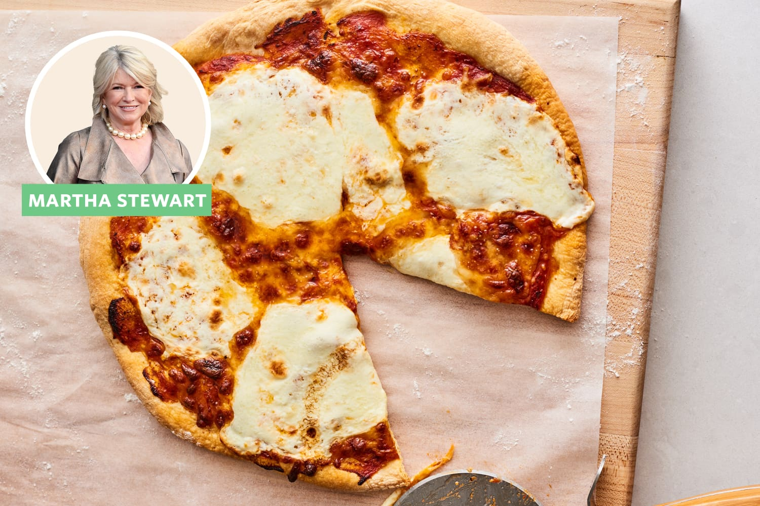 Recipe Review: Martha Stewart's Pizza Crust Is Easy to Make, but That's It