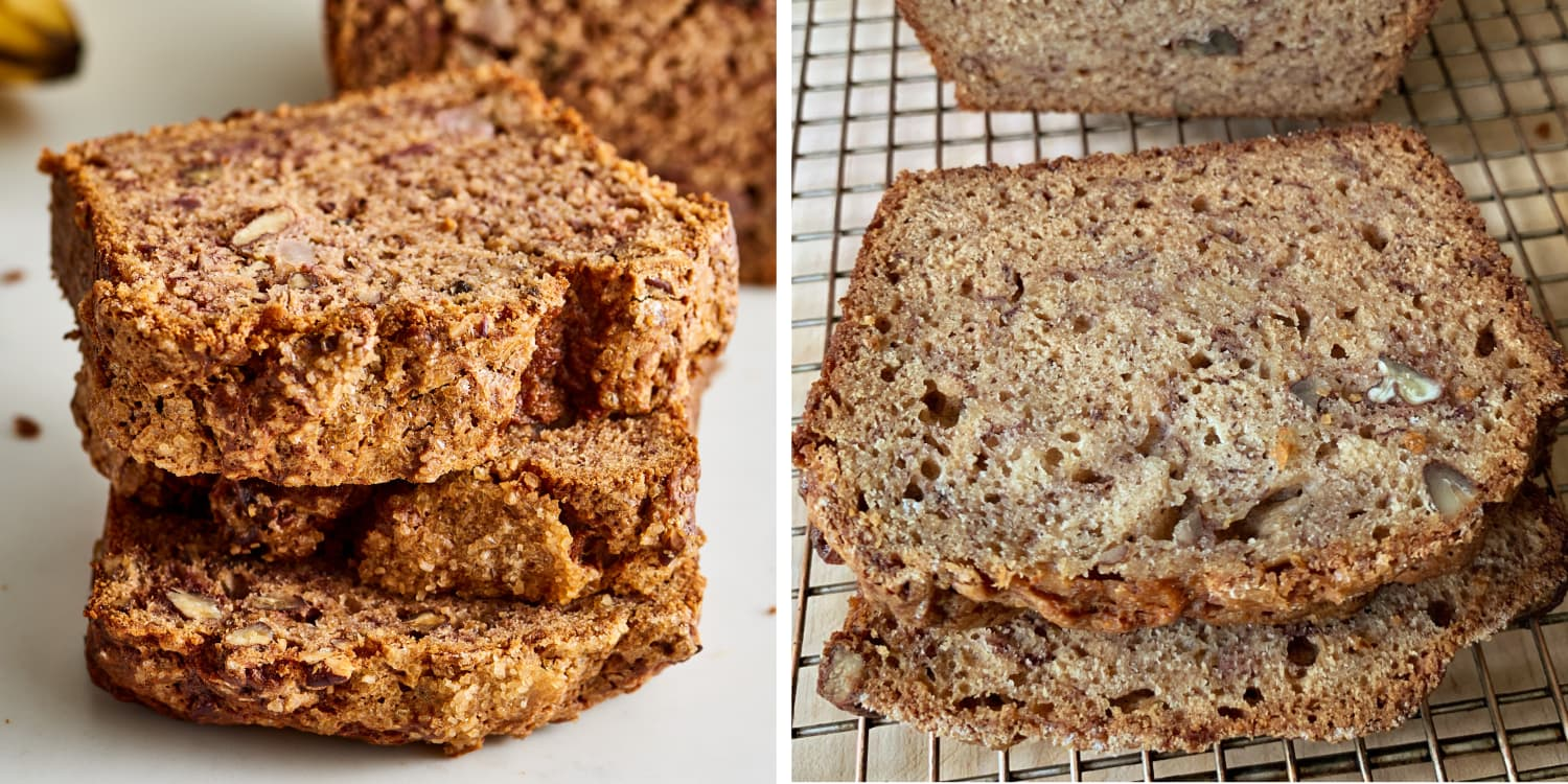 America's Test Kitchen's Banana Bread Recipe Is *Definitely* Extra, but Is It Worth the Fuss?