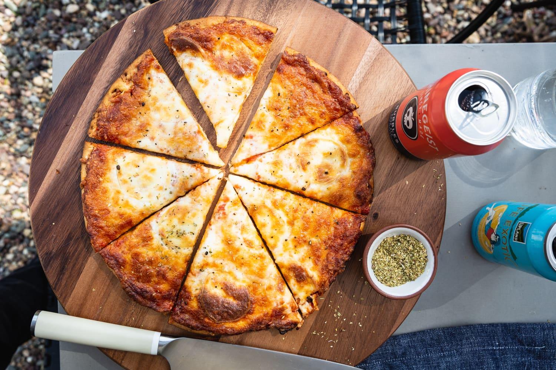 Trust Me: You Should Be Grilling Frozen Pizza