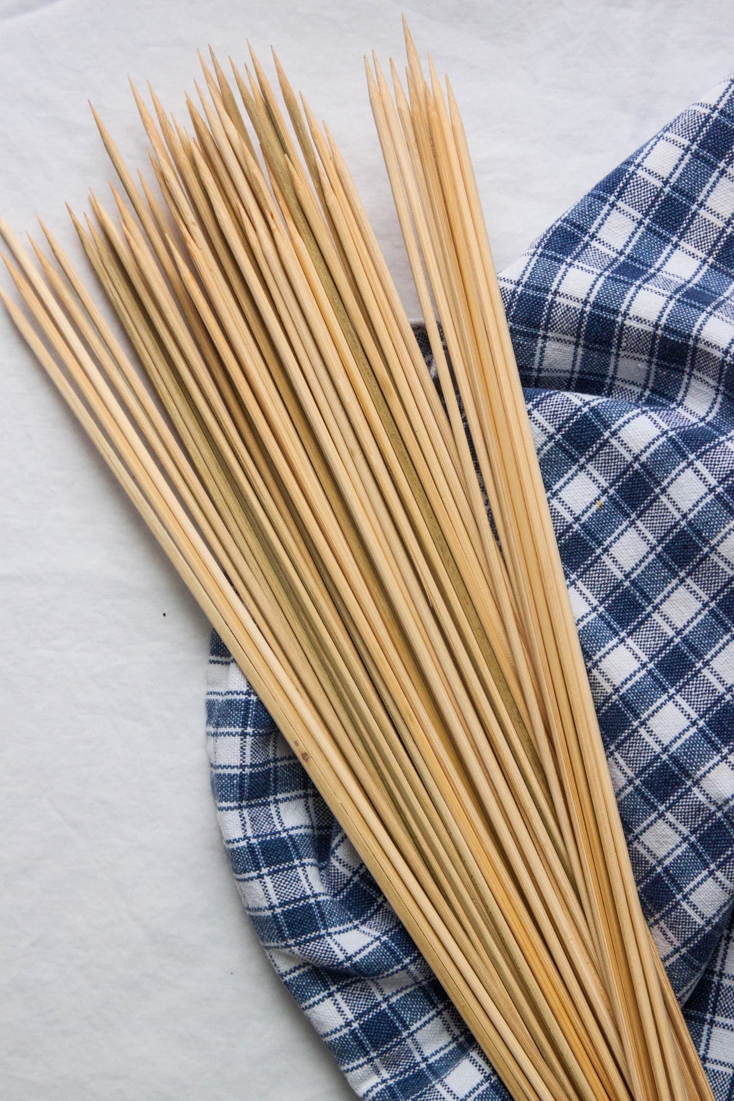 A Simple Trick for Always Having Soaked Wooden Skewers on Hand