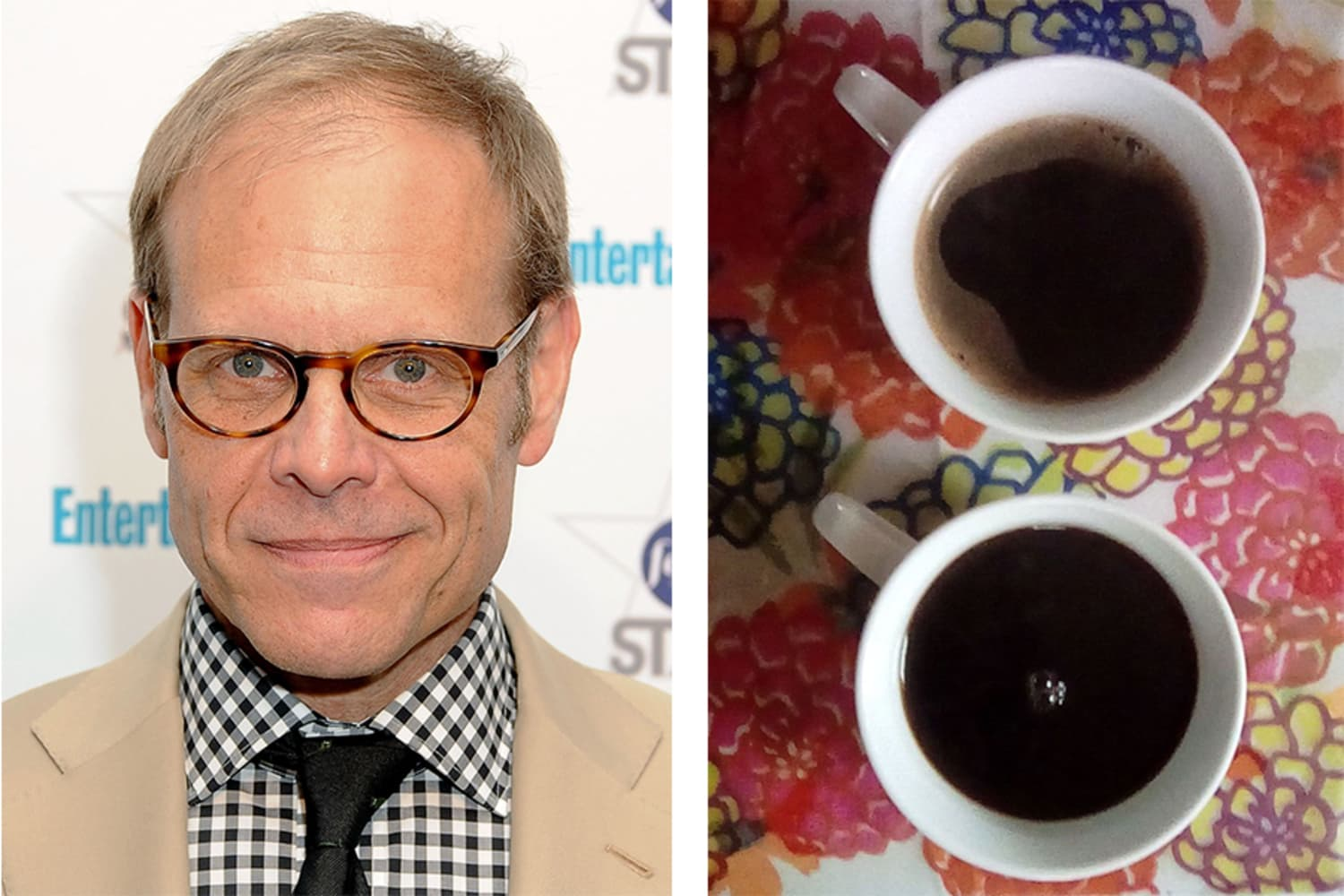 Alton Brown's Coffee-Brewing Trick Is Strange, but It Works