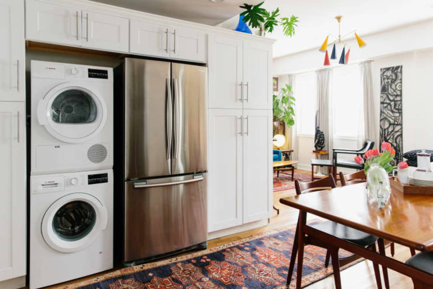 You Should Pour Vinegar into Your Washing Machine—Here's Why