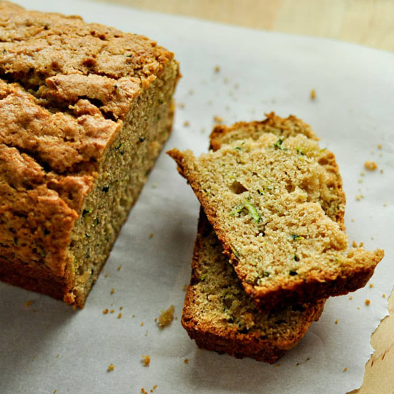 A Simple (Yet Ingenious) Trick for the Best-Ever Zucchini Bread