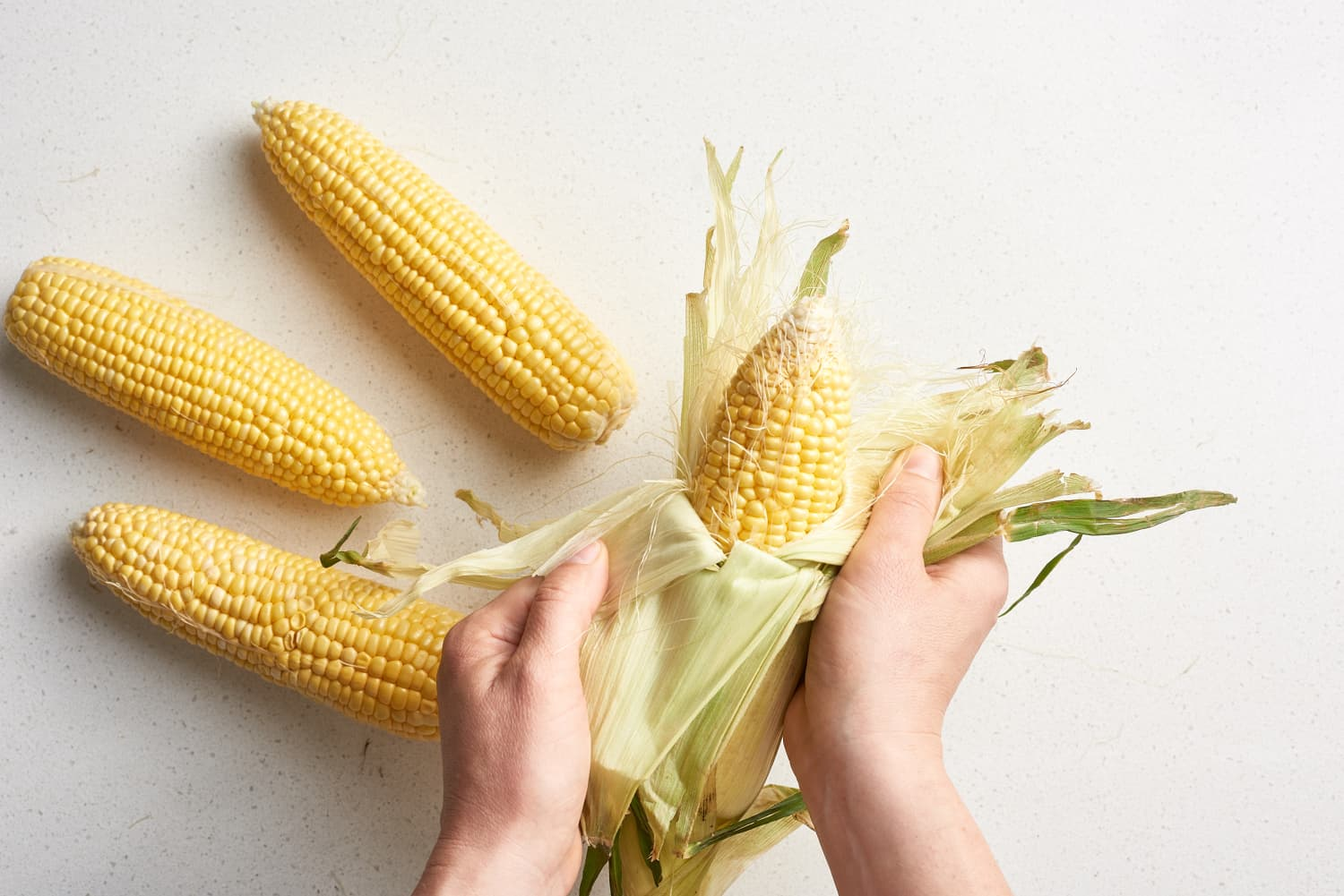 The Perfect Tool for De-Silking Corn Exists — And It's Probably Already in Your Kitchen