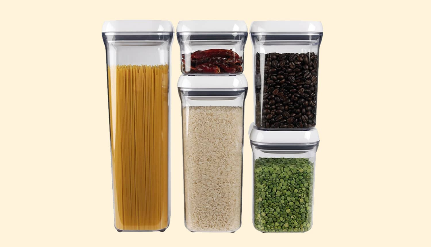 This OXO Sale Has Everything You Need to Get the Perfect Pantry and Take Your Instant Pot to the Next Level