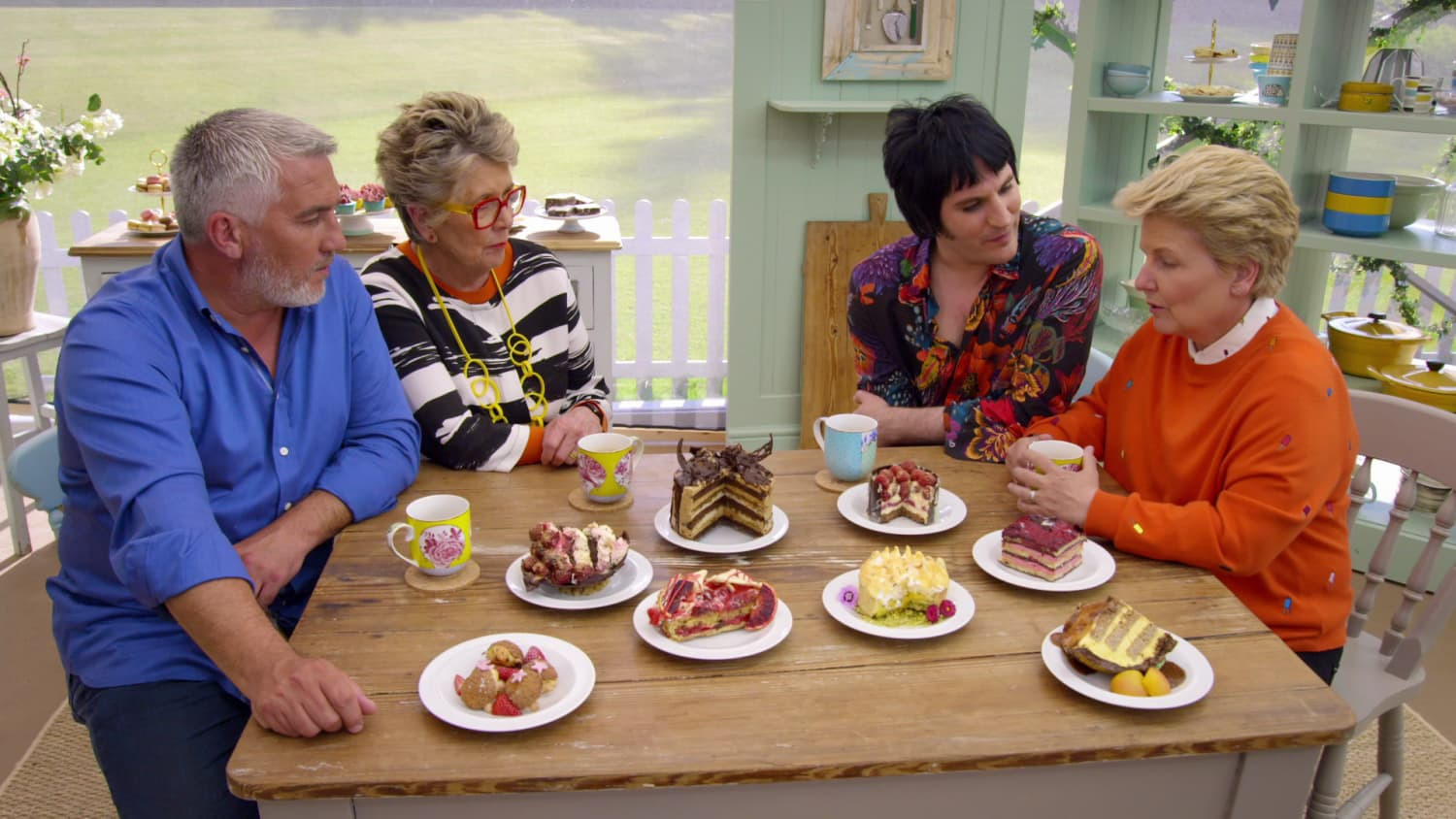 "Watch the New, Brilliant Trailer for Season 10 of ""The Great British Bake Off"""