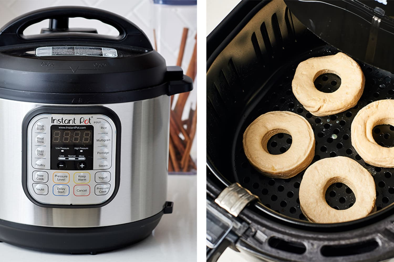 The Rumors Are True! Instant Pot Just Debuted a Multi-Function Air Fryer