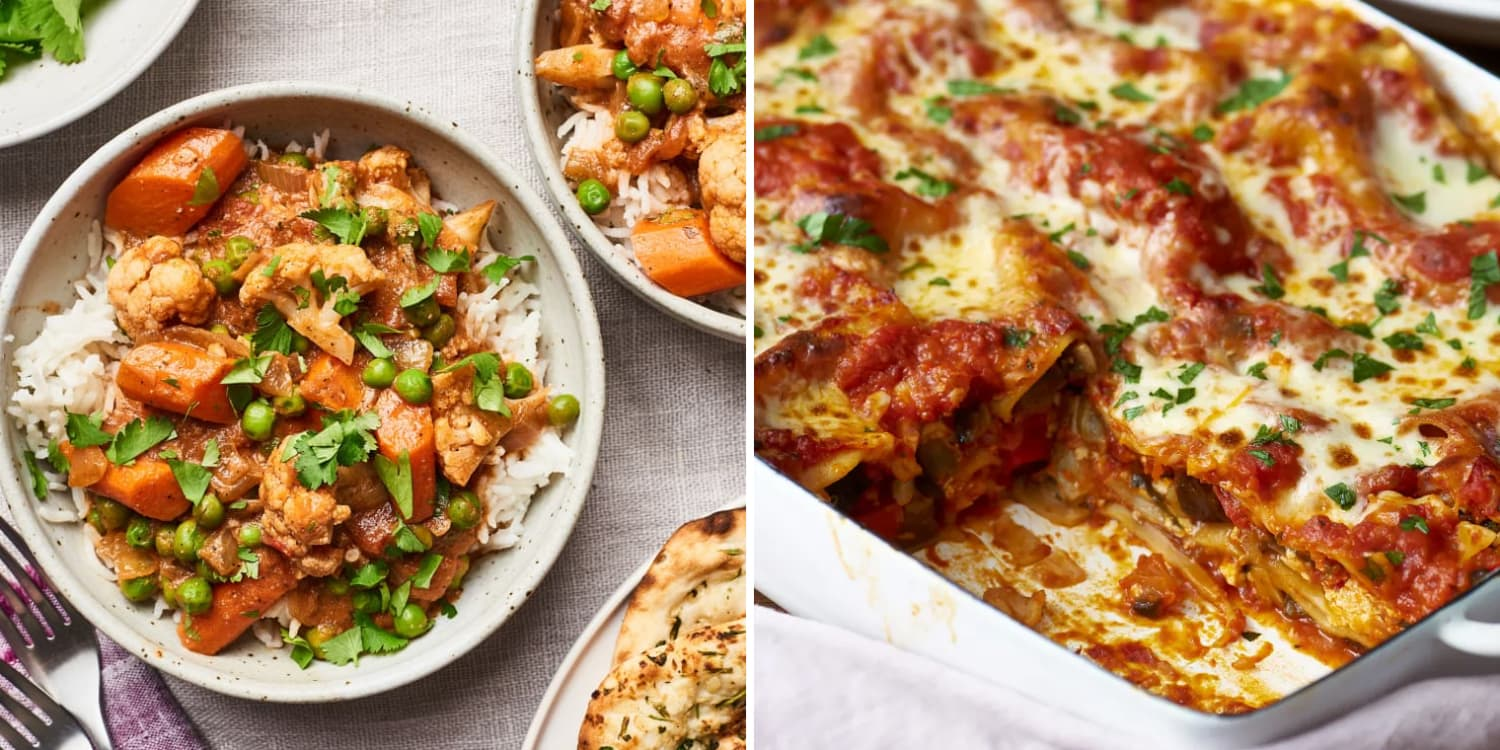 7 Classic Comfort Foods That Are Somehow Even Better Without the Meat
