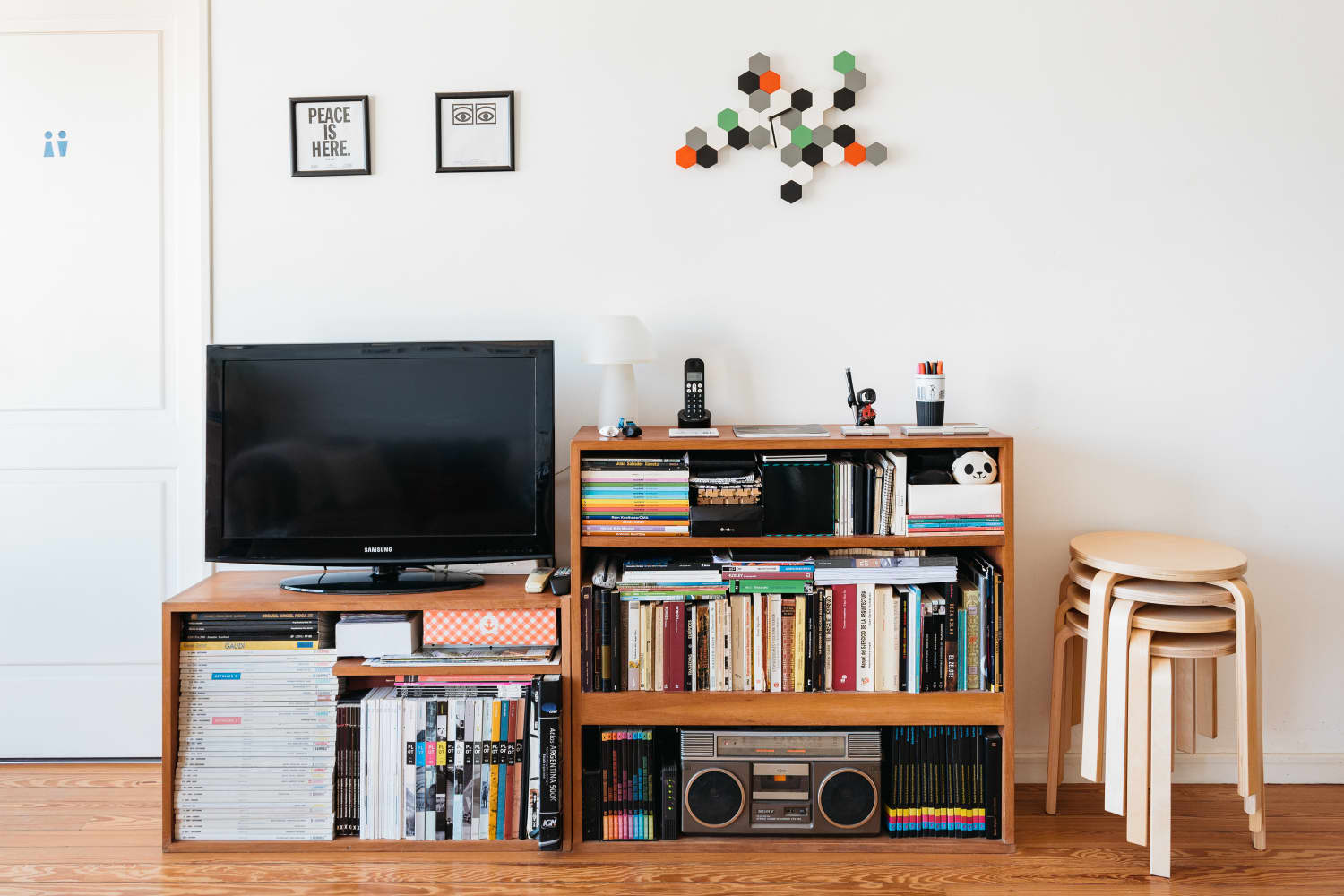 "Try the ""Box and Banish"" Method to Handle Your Toughest Clutter"