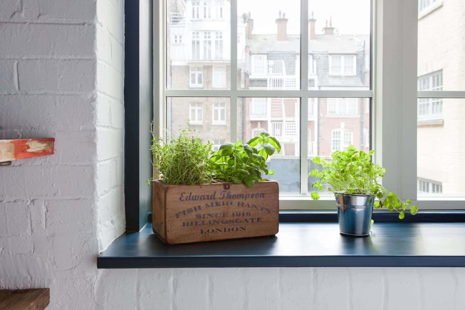 7 Planters That Will Help Keep Your Herbs Alive No Matter What