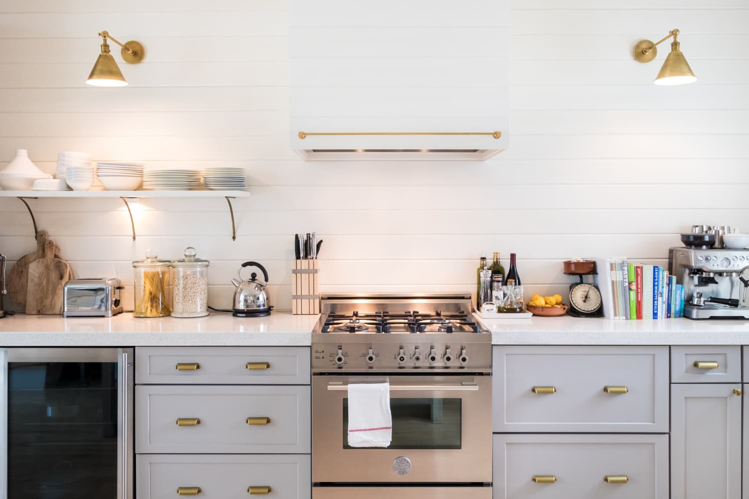 5 Ways to Fake Natural Light in Your Kitchen When You Really Don't Have It