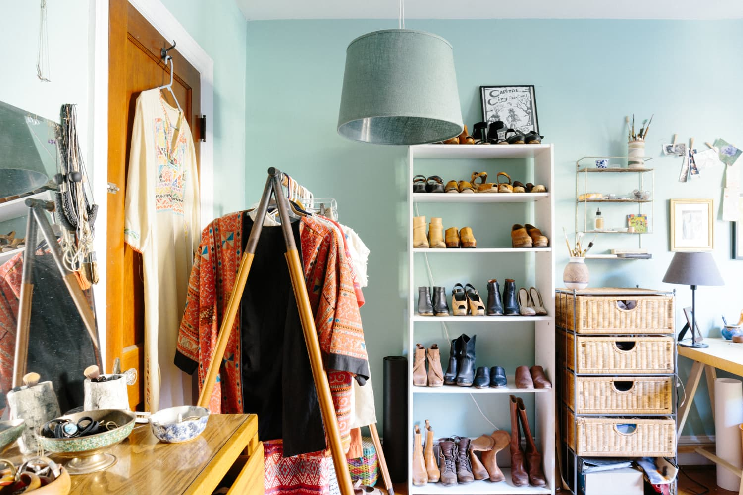 Try This Slow-and-Steady System for Decluttering Your Biggest Mess