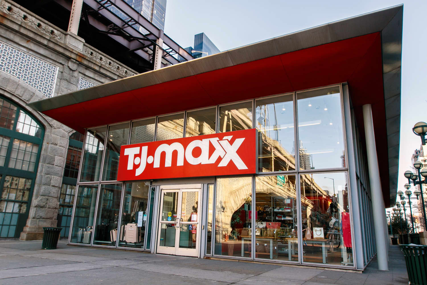 The Simple Reason Why T.J. Maxx Is Called T.K. Maxx in Europe